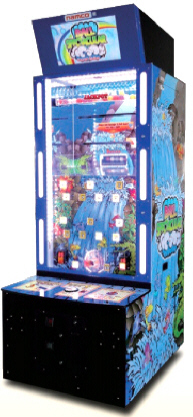 Ball Spectacular Ticket Redemption Arcade Game From Namco