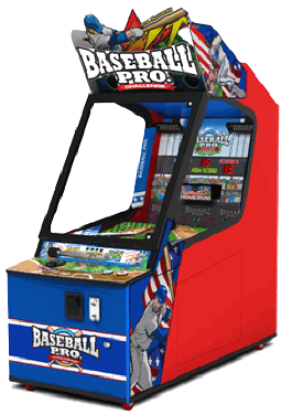 Baseball Pro Challenge Ticket Redemption Arcade Game From Andamiro