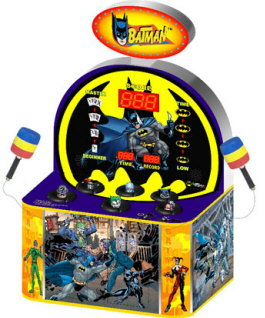 Batman Ticket Redemption Hammer Game