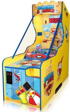 Beach Bounce Arcade Redemption Game