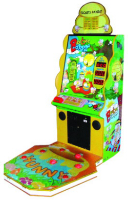 Bee Bee Boppin Video Arcade Ticket Redemption Game From LAI Games