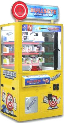 Bullseye Challenge Prize Merchandiser Game From ICE