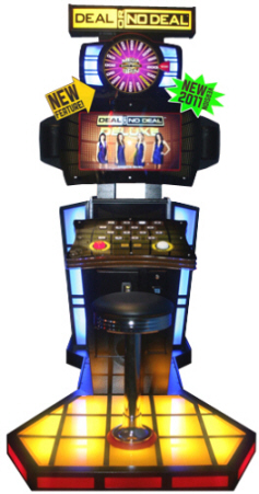 Discontinued Redemption Arcade Games Reference Page D D