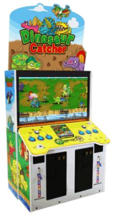 Dinosaur Catcher Ticket Redemption Video Game