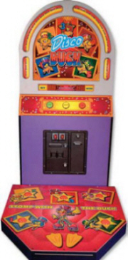 Disco Duck Interactive Kids Dancing Ticket Remdemption Game From Coastal Amusements