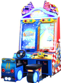 Duo Drive Arcade Kids Videmption Racing Game | UNIS / Universal Space