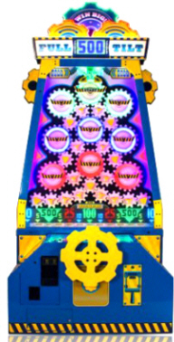Full Tilt Ticket Redemption Arcade Game From Baytek