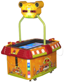 Hammer 2 Ticket Redemption Hammer Arcade Game From Andamiro