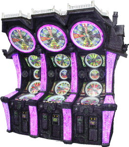 The Haunted Mansion / Haunted Hotel Ticket Redemption Game- Five 5 Star Redemption