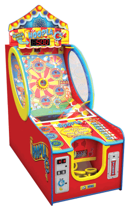 Hoopla Ring Toss Carnival Ticket Redemption Game - SEGA Amusements
