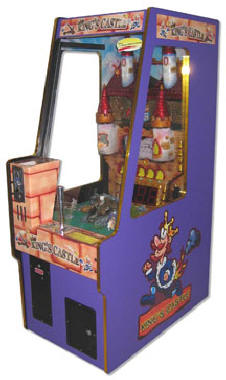 King's Castle Quick Coin Redemption Game From Family Fun Companies