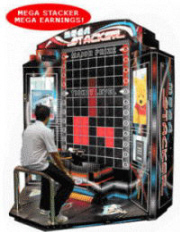 Stacker Mega Giant Size Prize Merchandiser Game From LAI Games