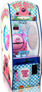 Pig Out Arcade Ticket Redemption Game