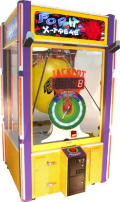 Pop It Xtreme 8.5 Foot Ticket Redemption Game | Benchmark Games