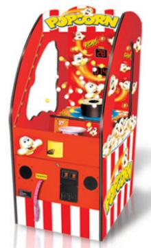 Popcorn Ticket Redemption Game For Kids From Baytek Games