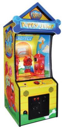Puppy Jump Ticket Redemption Game