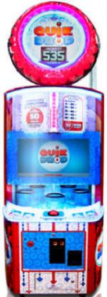 Quick Drop Ticket Redemption Arcade Game
