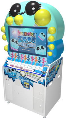 Redemption Zoo Jellyfish Ticket Redemption Video Game From Sega