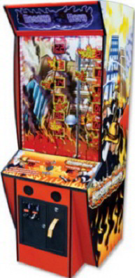 Rescue Hero Ticket Redemption Firefighting Arcade Game