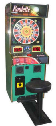Roulette Twirl Ticket Redemption Game From Family Fun Companies