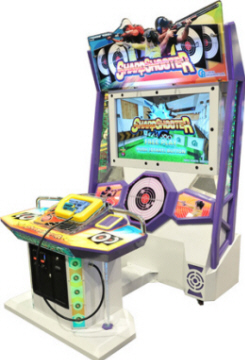 Sharpshooter / Sharp Shooter Video Arcade Game