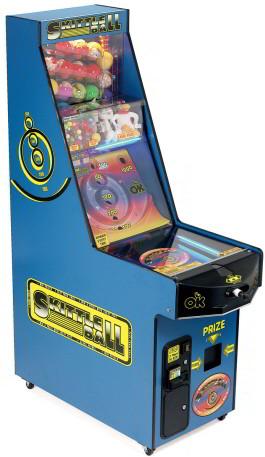 games machine