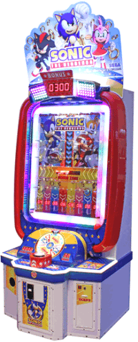 Discontinued Redemption Arcade Games - Reference Page S-S