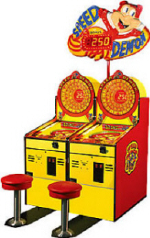 Speed Demon Ticket Redemption Game From Baytek