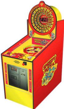 Speddy Pizza Quick Coin Ticket Redemption Game From Baytek Games
