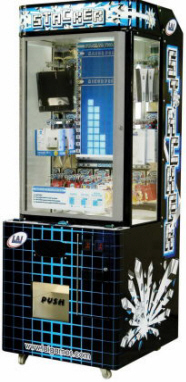 Stacker Club Prize Redemption Game Machine From LAI Games