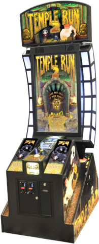 Temple Run 2 Arcade Video Redemption Game From Coastal Amusements