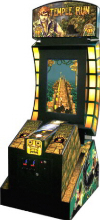 Temple Run Arcade Video Redemption Game