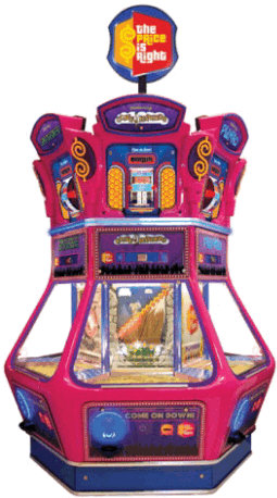 The Price Is Right Plinko 6 Player Token Coin Pusher Game From ICE