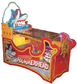 The Revenge Of Hammerhead   Ticket Redemption Pounder GameKiddy Kruisin Kiddie Ride   Family Fun Companies