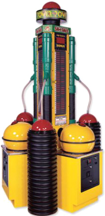 Tower Of Power Ticket Redemption Game By Skee-Ball Amusement Games