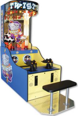 Twister Ticket Redemption Water Gun Midway Game From Coastal Amusements