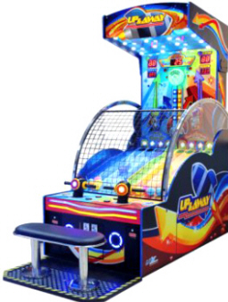 Up & Away Arcade Carnival Ticket Redemption Game | UNIS
