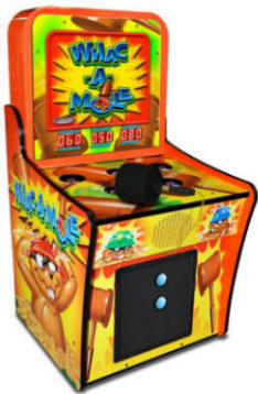 Whac A Mole SE V3 Special Edition Free Play Non-Coin / Home Edition | Whac-A-Mole / Wack Whack Ticket Redemption Game By Bob's Space Racers / BSR