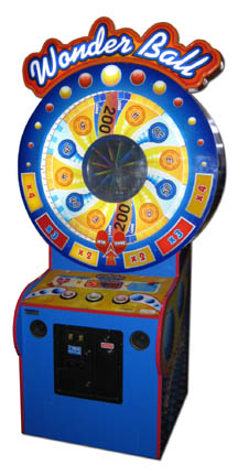 Wonder Ball Ticket Redemption Game From Family Fun Companies