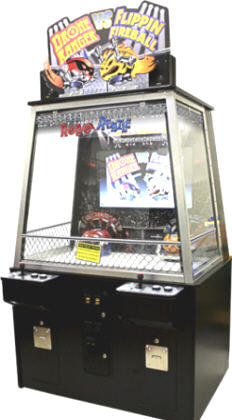 Robo Restle Robotic Wrestling Arcade Battle Game From Namco