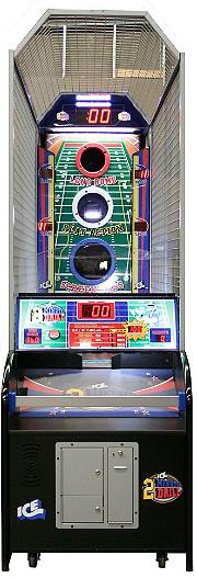 2 Minute Drill Football Throwing Arcade Game From ICE