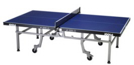 Joola 3000SC Ping Pong Tables Side View