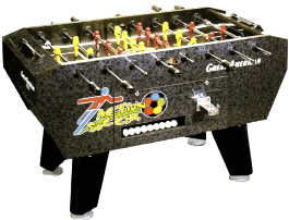 Foosball Tables Commercial Coin Operated Models Factory Direct - Foosball table houston