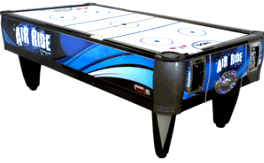 Air Ride 2 Air Hockey Table - Coin Model - Barron Games
