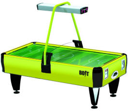 Bolt Ticket Redemption Air Hockey Table From Barrob Games