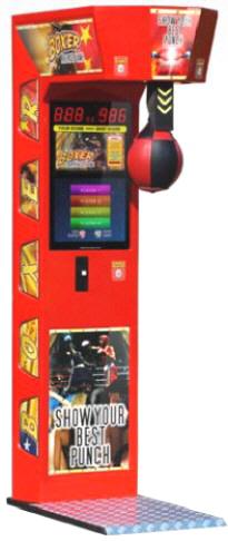 Boxer Arcade Game - Multi-Game Boxing Machine