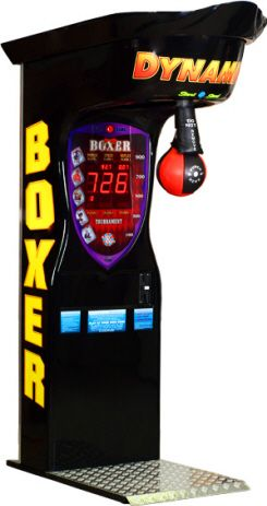 Boxer Dynamic Boxing Machine - From Kalkomat / IGPM