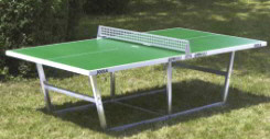 Joola City Outdoor Weatherproof Ping Pong Tables / Table Tennis Tables