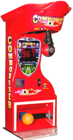 ComboBoxer Boxing / Soccer (Football) Machine
