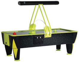 Cosmic Air Hockey Table | Commercial Coin Operated | ICE Games